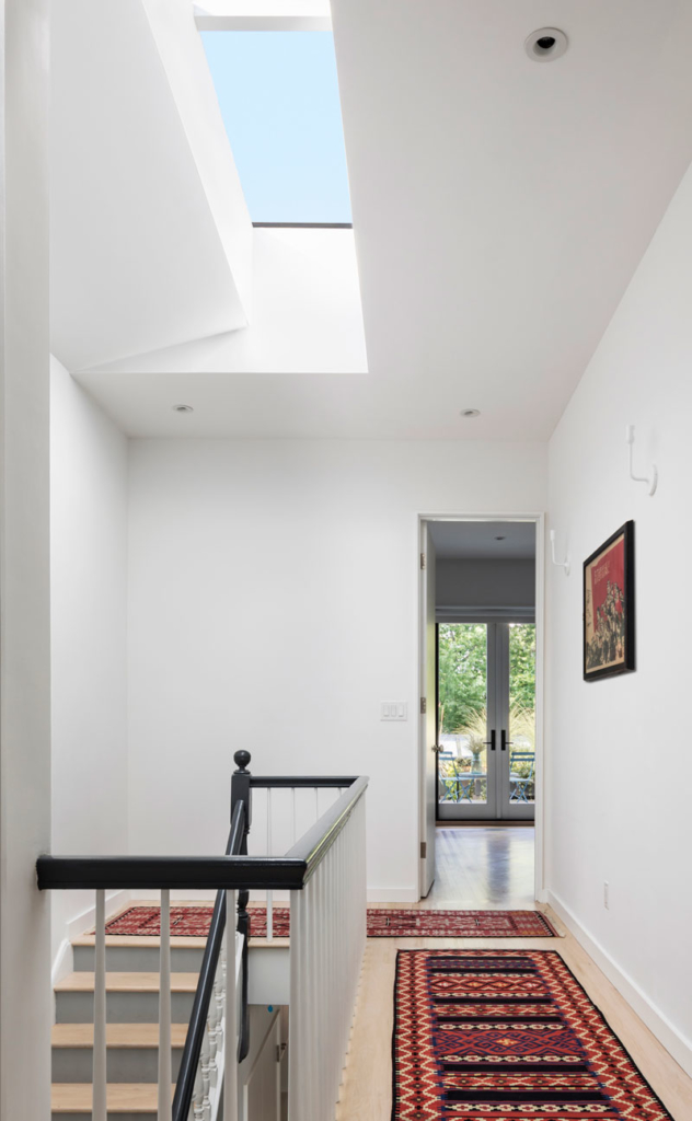 Crown Heights Brownstone, Brooklyn by BFDO Architects