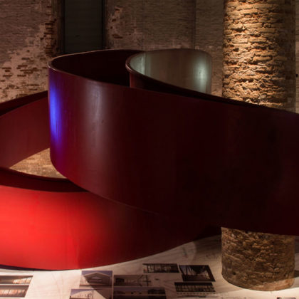 Aequilibrium - Installation by C+S Architects at the 15th Venice Architecture Biennale