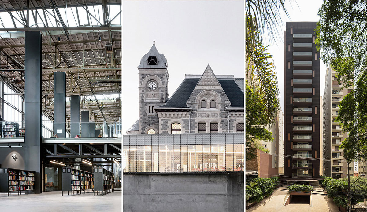 Heritage + Preservation/Adaptive Re-Use Architecture