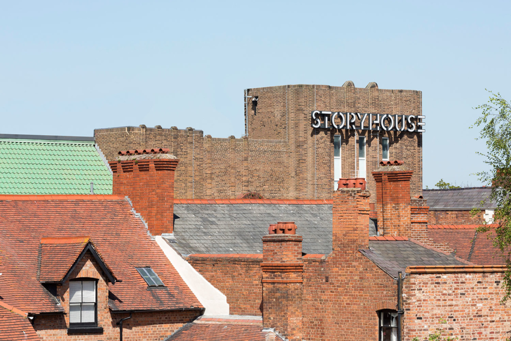 Storyhouse by Bennetts Associates