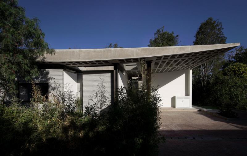odD House 1.0 in Ecuador by odD+ Architects