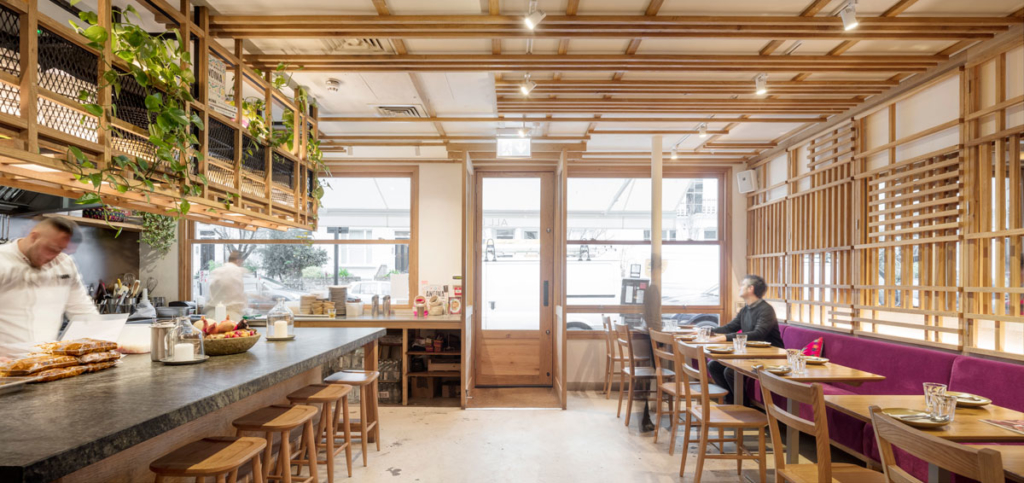 Andina Notting Hill Restaurant and Café-Bakery