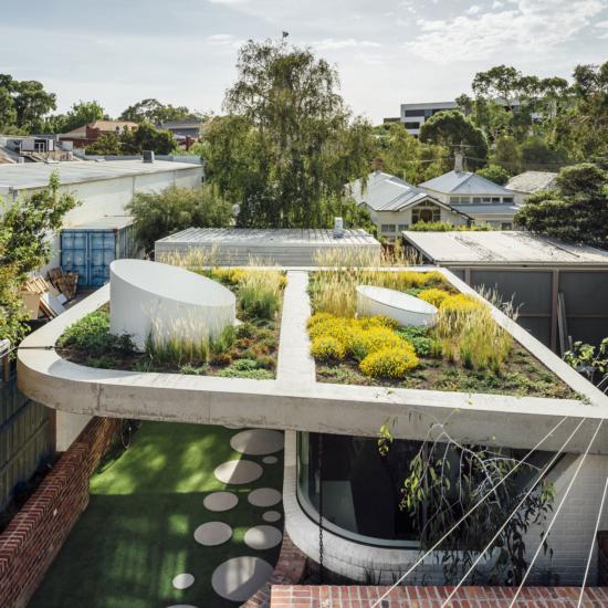 Little Lane Studio by Pleysier Perkins Architects