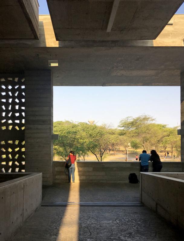 Edificio E, Lecture Building, University of Piura, Peru