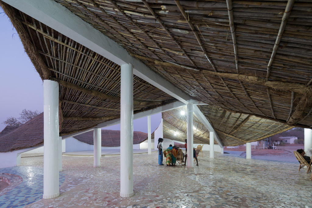 Thread: Artists' Residence and Cultural Center, Senegal
