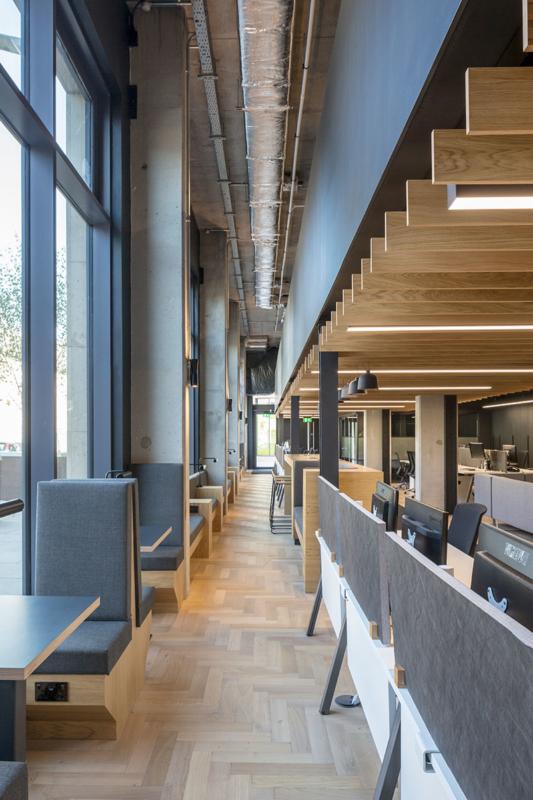 StayCity HQ, Dublin by ODOS Architects