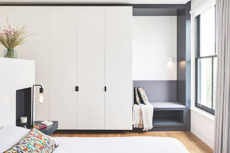 Bedroom - Englefield House, London by DROO