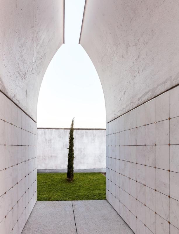 Cemetery Pavilion in Dalmine BY CN10ARCHITETTI