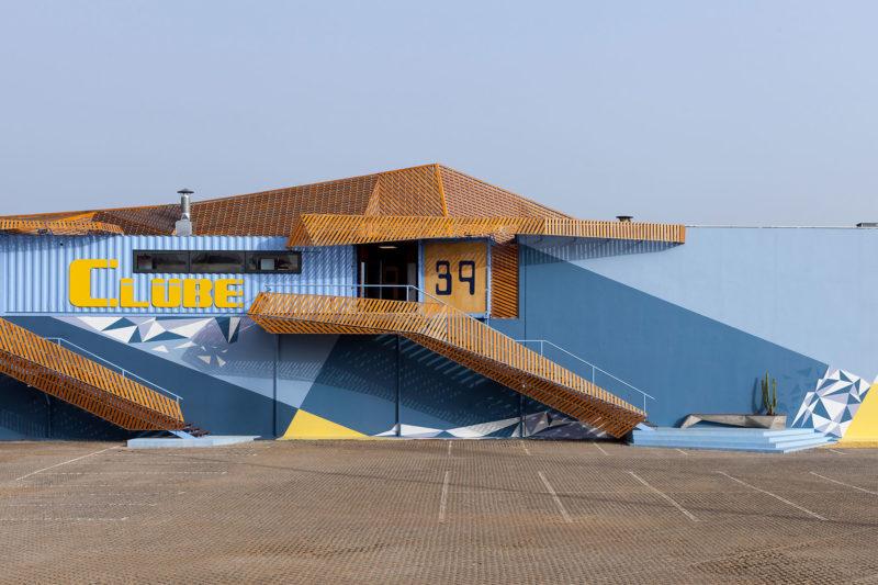 """""""Clube 39"""", Portugal by Yaroslav Galant"""