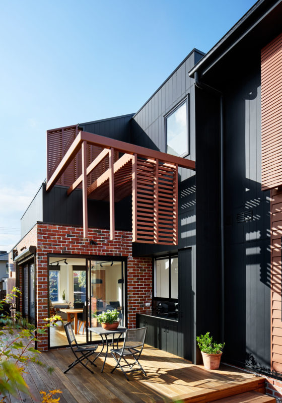 The Outdoor Room, Brodecky House / Atlas Architects