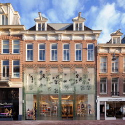 MVRDV's Crystal Houses, Hosting New Tenant Hermès