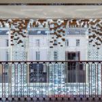 MVRDV's Crystal Houses, Hosting New Tenant Hermès