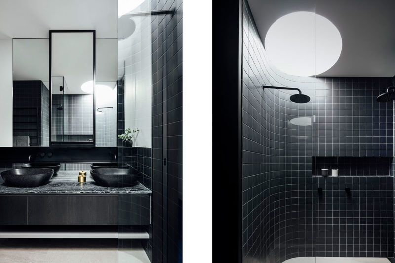 Bathroom, Triple Fronted Revival / Pleysier Perkins Architects