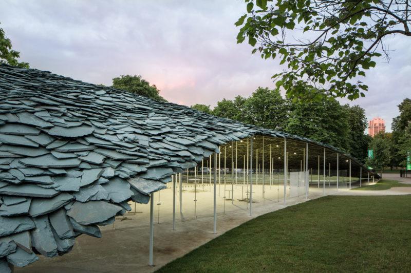 Serpentine Pavilion 2019 / junya.ishigami + associates