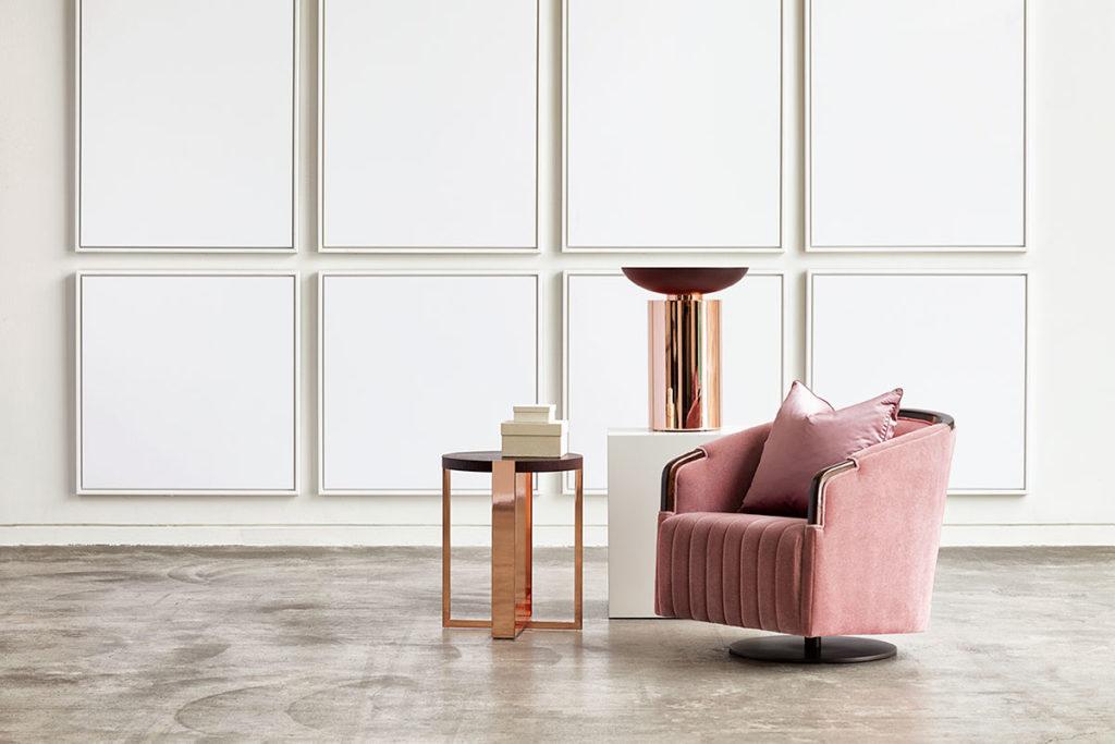 Strand Swivel/Tilt Lounge Chair