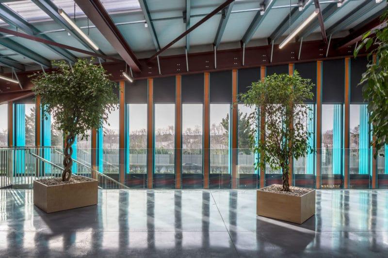 Project Showrooms N3 / De Siún Architects