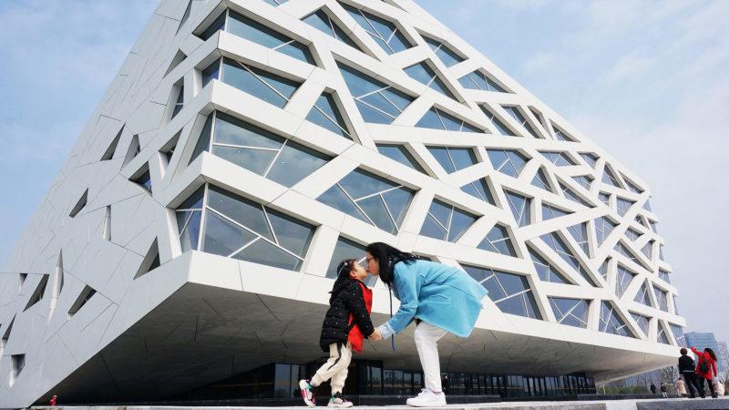Hangzhou Yuhang Opera / Henning Larsen