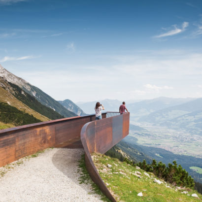 Path of Perspectives Panorama Trail / Snohetta