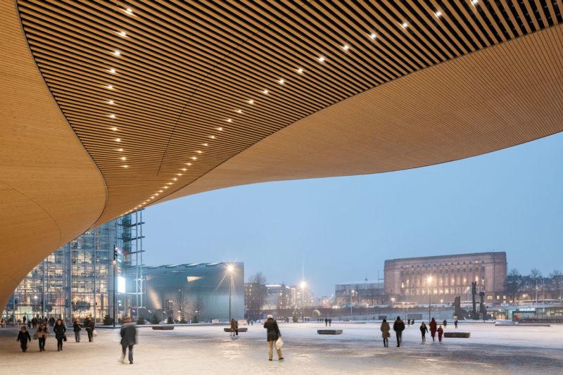 Helsinki Central Library Oodi / ALA Architects