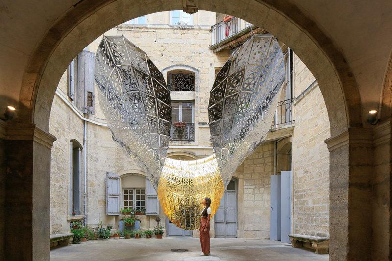 Le Papillon d'Or - Cristina Nan, Dirce Medina Patatuchi, Carlos Bausa Martinez -Édimbourg, Ecosse / Londres, Angleterre