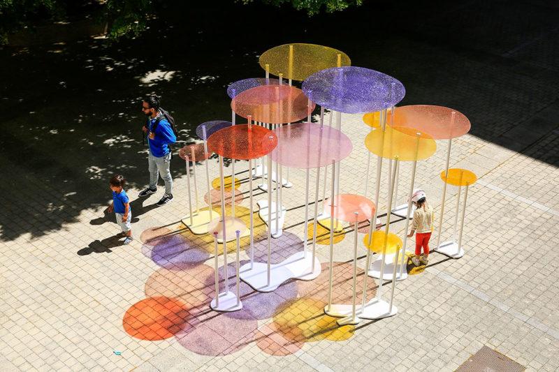 Installation : Lumignon