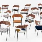 15 designers customise 675 Chair