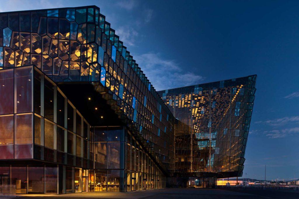 Harpa Concert Hall & Conference Center