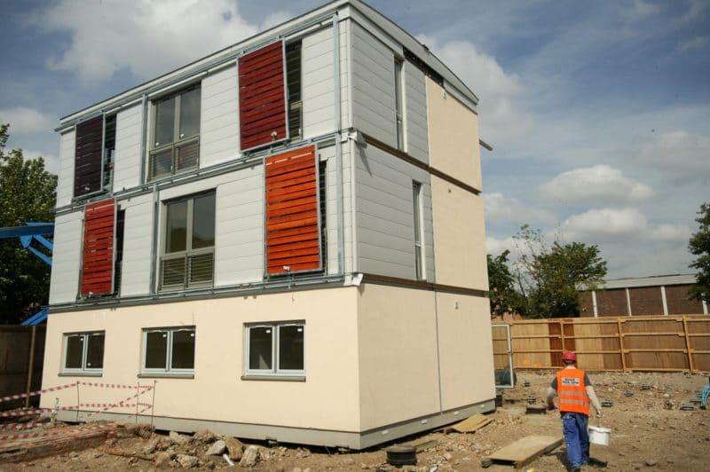 A modular ROK house