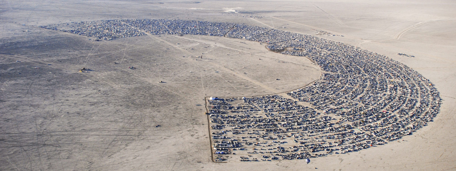 A first look into Burning Man 2019