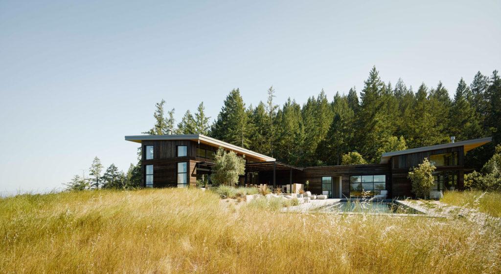 Sonoma Wine Country 1 - a rural retreat in California