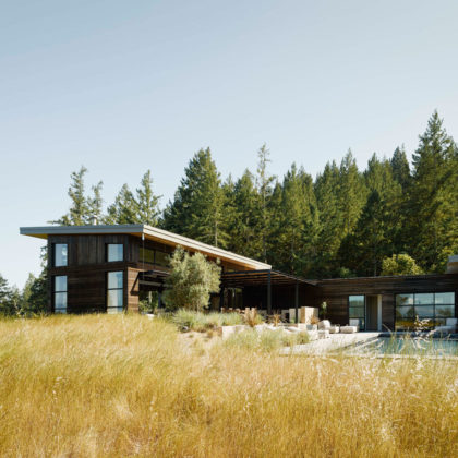 Sonoma Wine Country 1 - a rural retreat in California
