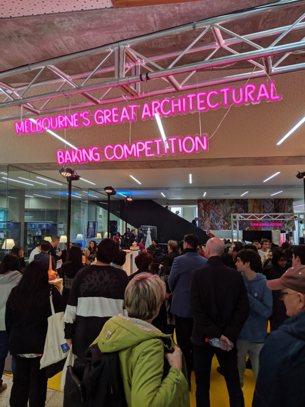 Batter, Bake & Build: Melbourne's Great Architectural Baking Competition