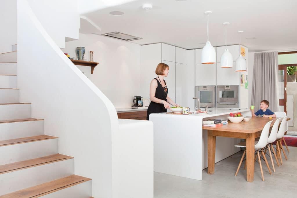 Vertical Living by Scenario Architecture