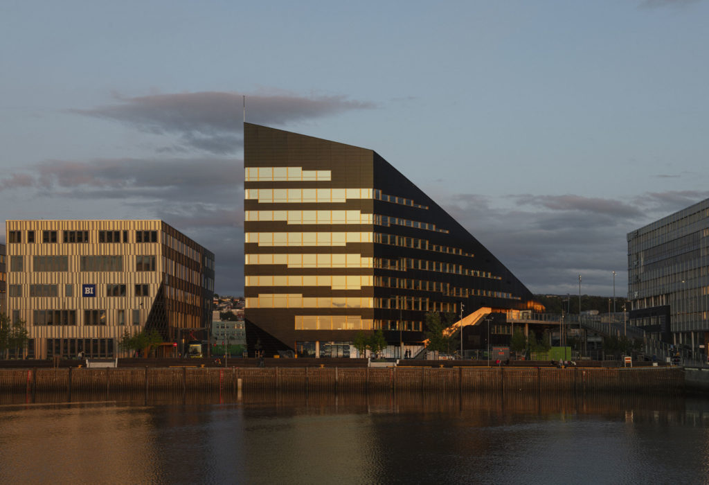 Powerhouse Brattørkaia by Snohetta