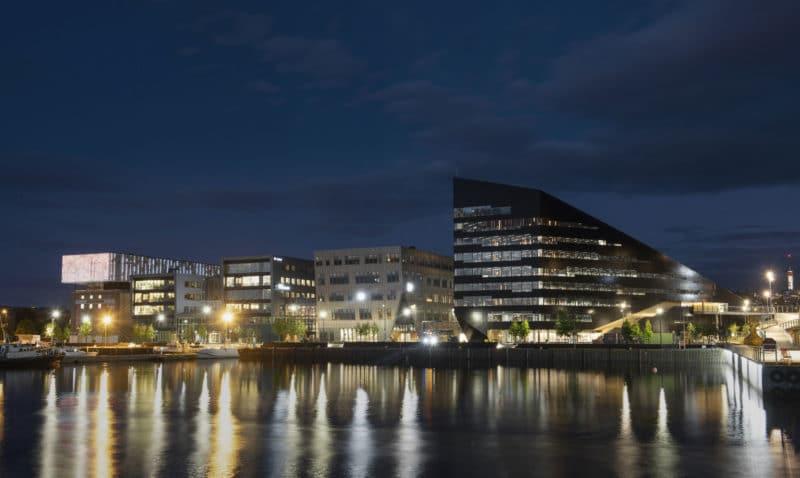 Powerhouse Brattørkaia by Snohetta