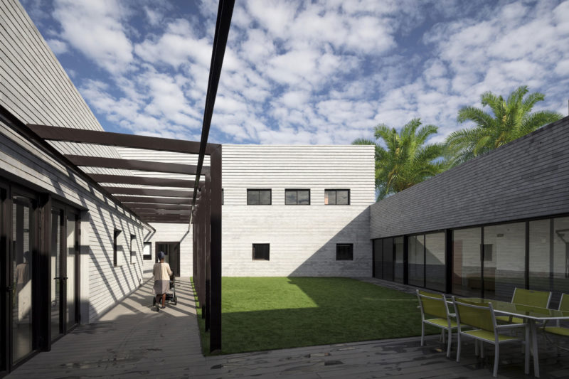 The Ada and Tamar House - Shelter for Victims of Domestic Violence