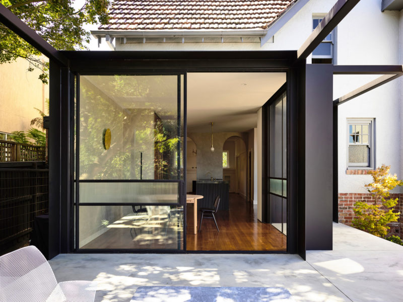 St Kilda East House by Luke Fry