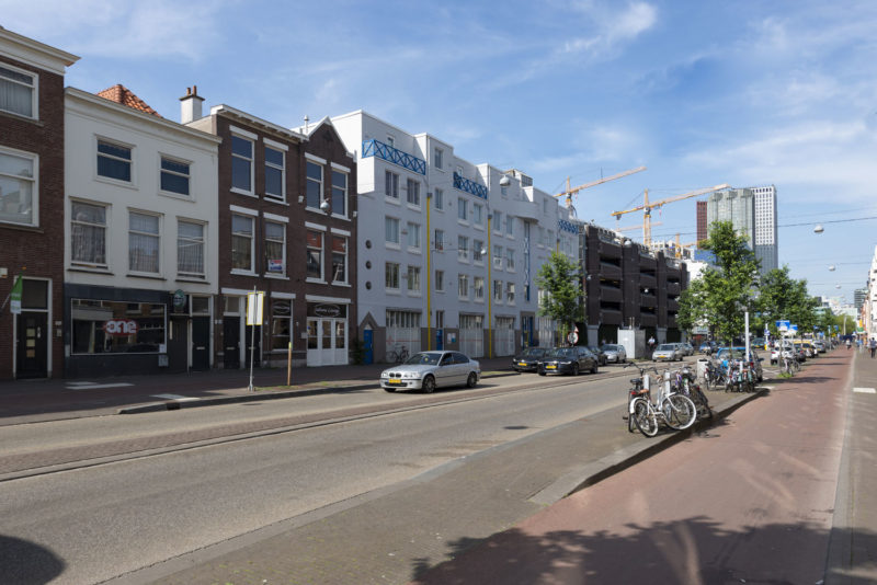 View amsterdamseveerkade Before
