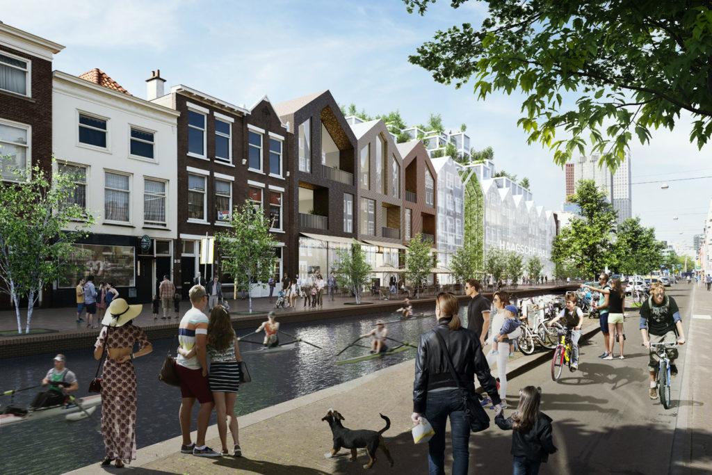 View amsterdamseveerkade Design
