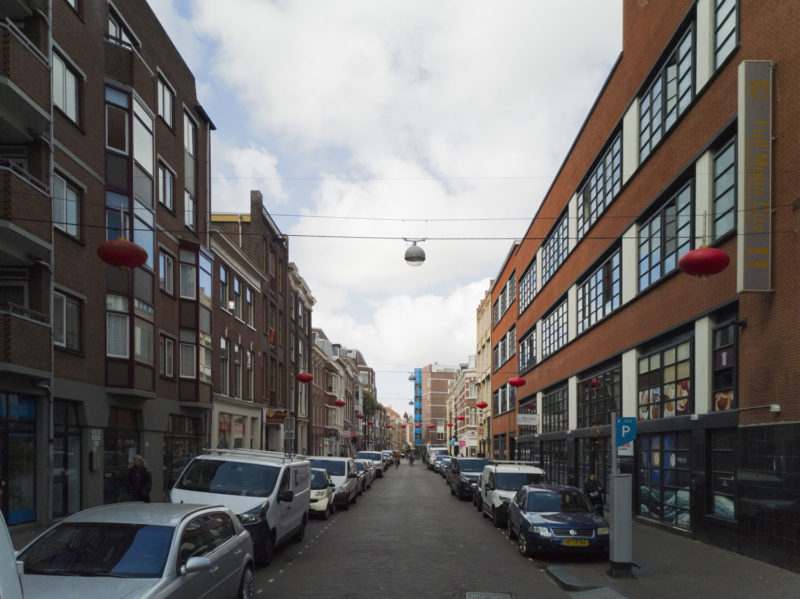 View gedemptegracht Before