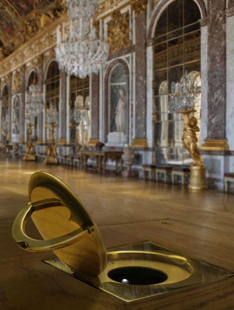 Galerie des Glaces, Château of Versailles (France)