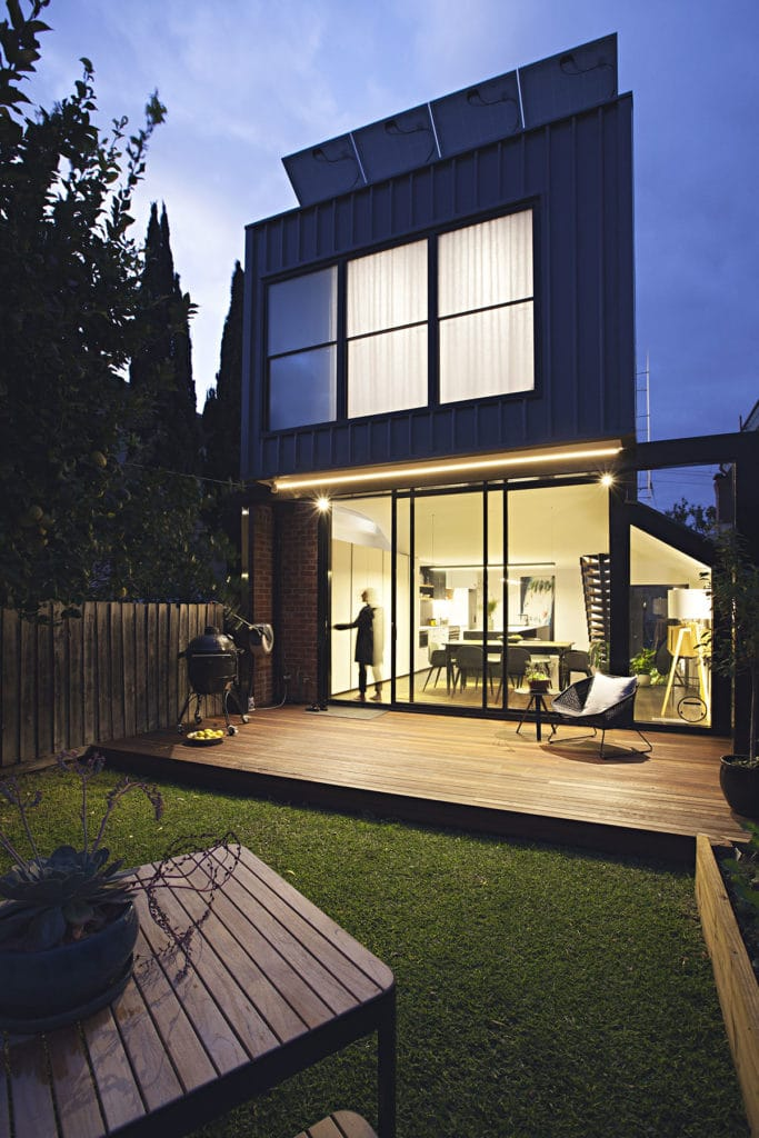 Perched House by Rara Architecture
