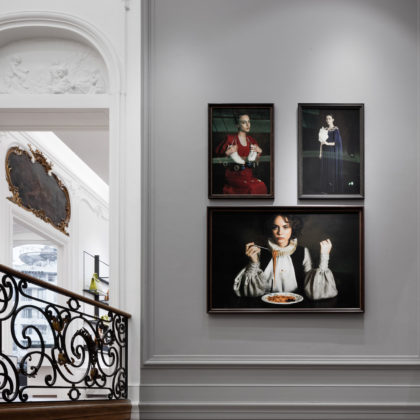 """Delvaux presents """"Le 27"""" in Brussels, much more than a boutique"""