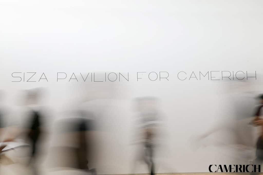 Grand Opening of Siza Pavilion for CAMERICH at CIFF Shanghai