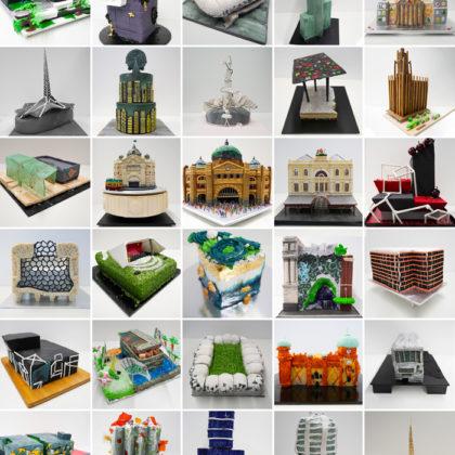 Batter, Bake & Build: Melbourne's Great Architectural Baking Competition