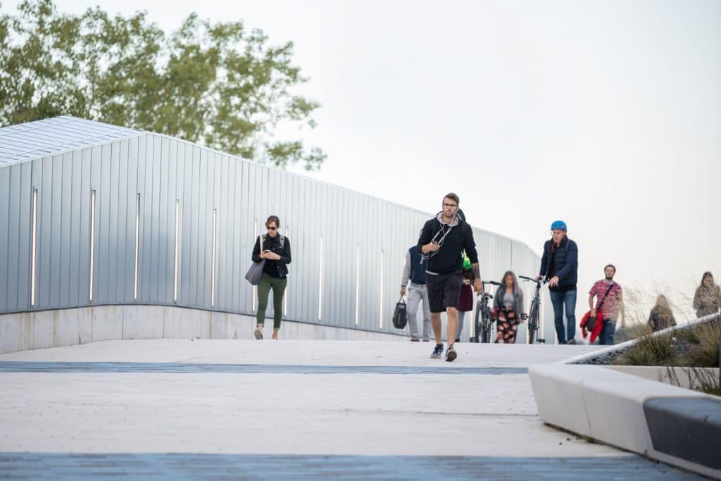 Sciences Complex at the MIL Campus of the Université de Montréal, a transformative social project