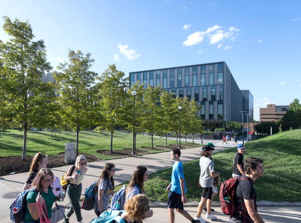 University of Cincinnati's Business School by Henning Larsen