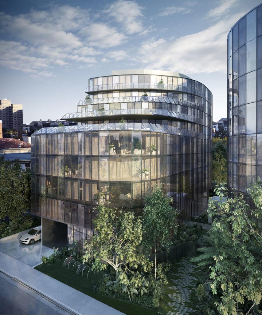 St Boulevard multi-residential project by Elenberg Fraser