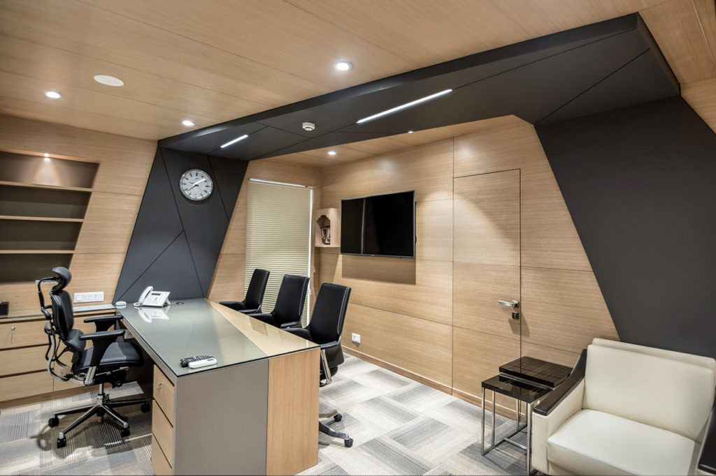 Aakash Corporate Office by Conarch Architects