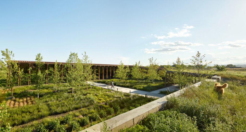 Washington Fruit & Produce Co. Headquarters by Graham Baba Architects